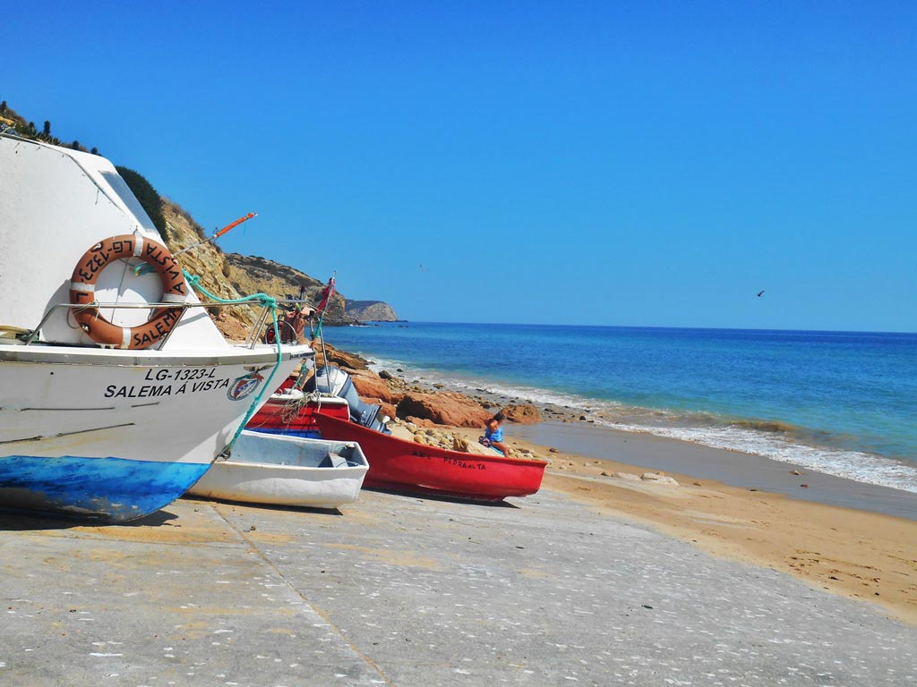 Private Villas In Portugal private beachfront villa holidays in salema, algarve